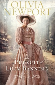 The Pursuit of Lucy Banning (Avenue of Dreams #1)