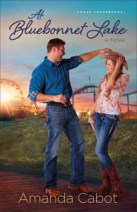 Amanda Cabot - At Bluebonnet Lake (Texas Crossroads #1)