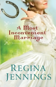 Regina Jennings - A Most Inconvenient Marriage (Ozark Mountian Romance #1)