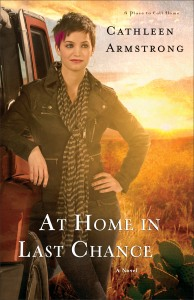 Cathleen Armstrong - At Home in Last Chance (A Place to Call Home #3)
