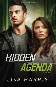 Lisa Harris - Hidden Agenda (Southern Crimes #3)