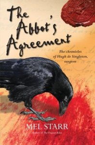 Mel Starr - The Abbot's Agreement (The Chronicles of Hugh de Singleton, Surgeon #7)